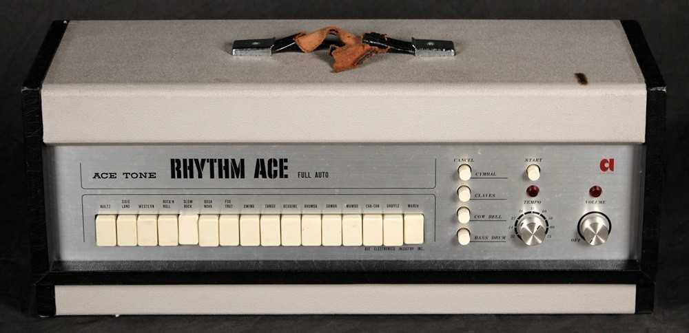 Ace Tone Rhythm Ace » Right Music Records