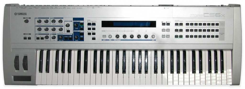 Yamaha CS6x » Right Music Records