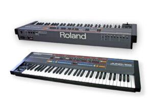 Roland Juno 106 Samples