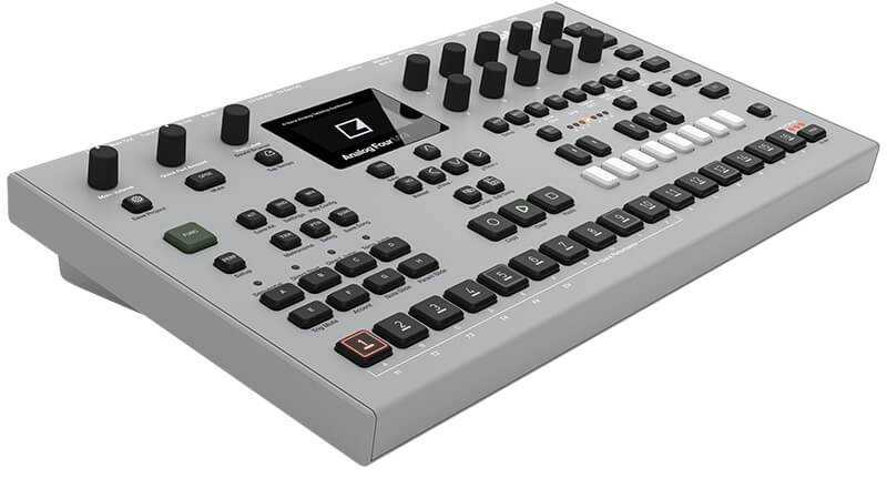 Elektron A4 mk2 Samples by Psychmachine » Right Music Records