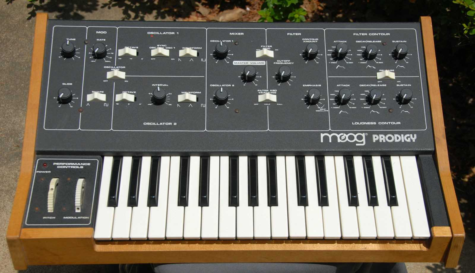 Moog - Prodigy Samples » Right Music Records