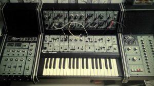 Roland System 100 Samples