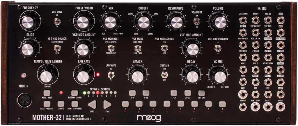 moog-mother - rightmusicrecords