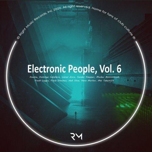 Electronic People, Vol. 6