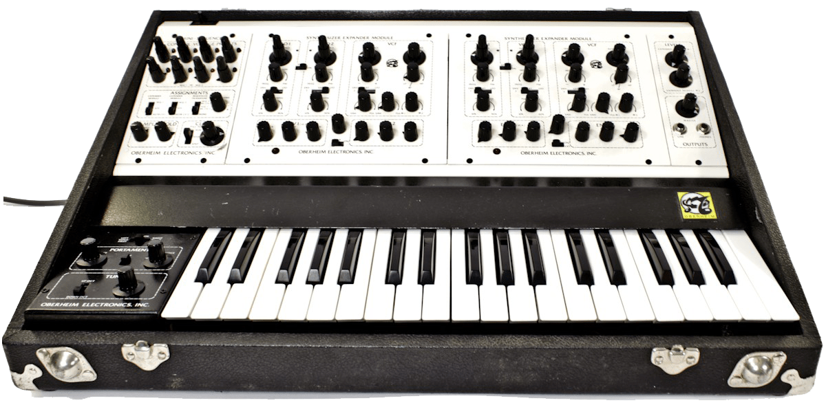 Oberheim Two Voice