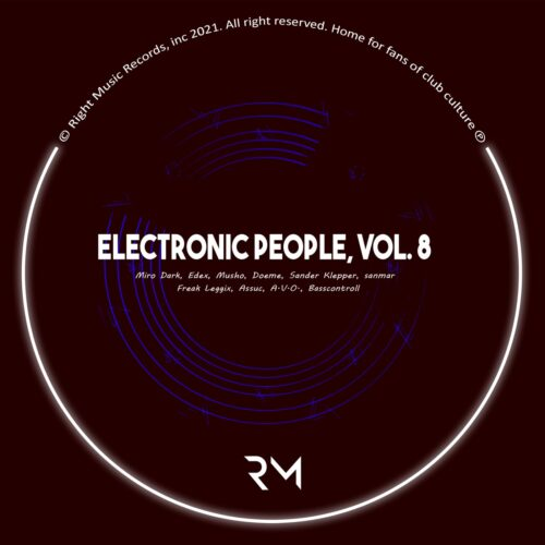 Electronic People, Vol. 8